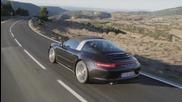 ' 2014 Porsche 911 Targa 4s (991) ' Exterior, Roof & Sound - Thegetawayer