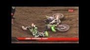 2011 Ama Supercross Crashes in Hd!