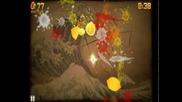 Fruit Ninja Геймплей