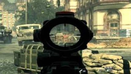 Modern Warfare Sp | Mission - Goalpost