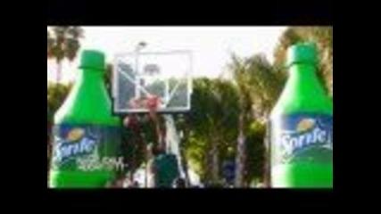 Sprite Slam Dunk Showdown: Top 10 Dunks