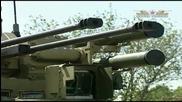 Руската военна мощ - марш 2010 [hd]