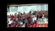 Тренировка преди Ц С К А - Стяуа (24.08.2011) - Ние вярваме, повярвайте и вие!