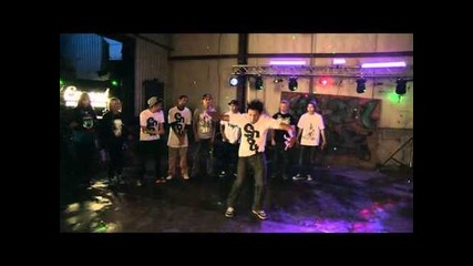 Dance Session - Ensoul Warehouse