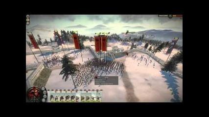 Shogun 2 : Total War gameplay