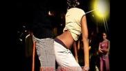 Sexy Girl Displays Supreme Butt & Hips Mechanics