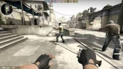 Counter Strike: Global Offensive - Презентация