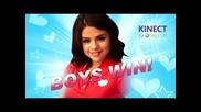 Boys Win! The Scene Score Against Selena Gomez