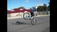 екстремни трикове с колело