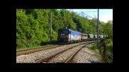 Бжк с локомотиви 40 0797 и 87 019