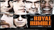 "Wwe: Royal Rumble 2011 Theme Song - ""living In A Dream"" by Finger Eleven"