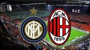 Calcio League 1988-89 Milan Vs Internazionale