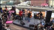 Zaz - Концерт На Покрива