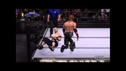 Wwe Games Retro - Wwe Svr 2007 - Edge vs John Cena