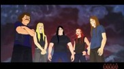 dethklok crush the industry