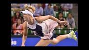 2015 Toray Pan Pacific Open Quarterfinal | Caroline Wozniacki vs Angelique Kerber