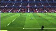 Fifa 14 - Мм Атлетико Билбао - Байерн Мюнхен 8-на финал Шл