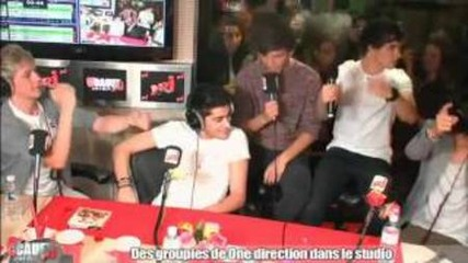 One Direction dancing (a