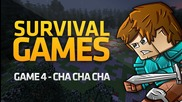 Minecraft: Hunger Games w/jolly ol' Brits - Game 4 - Do The Cha-cha!