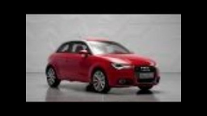 Audi A1 Реклама Oomph