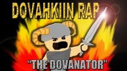Skyrim Dovahkiin Rap -