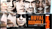 "Wwe Royal Rumble 2011 Theme Song - ""living In A Dream"" + Download Link"