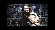 Cm Punk and Kelly Kelly || Because of you || Mv Hd