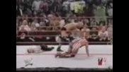 Wwf Raw 10.15.2001 Booker T. & Stone Cold Steve Austin vs The Undertaker & Kurt Angle