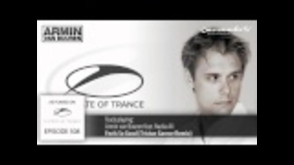 Asot 508: Armin van Buuren feat. Nadia Ali - Feels So Good (tristan Garner Remix)
