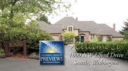 Seattle Luxury Home - Beautiful Seattle Luxury Home in Broadview