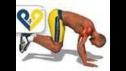 Тренировка за гърди,рамо и трицепс!