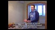 [ Street Fitnes ] Интервю от Денис Минин за Храненето
