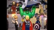 Lego Avengers: Assemble!
