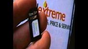 Dealextreme Нано Микро Сим адаптер за iphone 5 Bulgaria