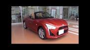 2014 New Daihatsu Copen Robe - Exterior & Interior