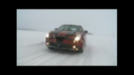 Alfa Romeo Giulietta 2011 - winter test in Sweden
