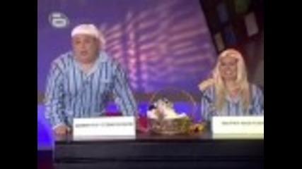 Комиците - Гъзари на ефира