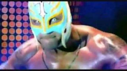 Wwe Rey Mysterio Titantron New!