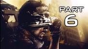 Call of Duty:ghosts-част 6-rorke е бил в Ghosts