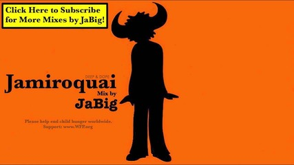 Jamiroquai Dj Mix by Jabig Acid Jazz Funk Music Rock Deep House Lounge Compilation Playlist Youtube
