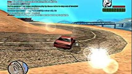 Sa-mp Fail drift skills