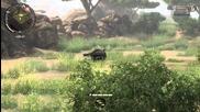 Избиване на крави! (caa) - Part 2