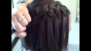 страхотна плитка за училище за къса коса урок