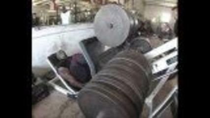 машината рони колман показва какво е силен дух