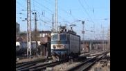 46 002.2 пристига на гара София след влак 30606