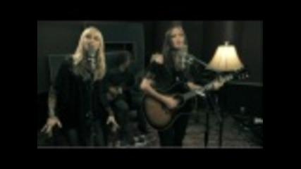 The Pierces - Love You More (live Acoustic)