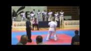 Международен турнир по шинкиокушин карате част 4