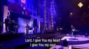 Michael W. Smith & Darlene Zschech (hillsong) - Eo Jubileum Concert - Tv Rip - ajayxlnc