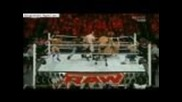 20 man over the top rope Battle Royal at Raw 2/2