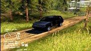 Spintires: Test Drive (range Rover Sport)